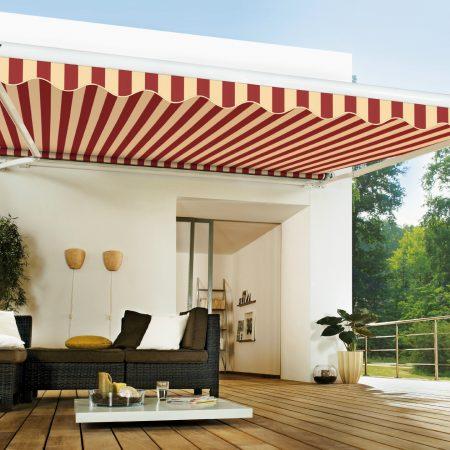 Tende da sole e strutture per l'esterno
